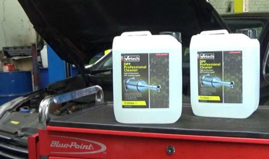 Video: Motorists save 'millions' with DPF cleaner, says GSF Car Parts