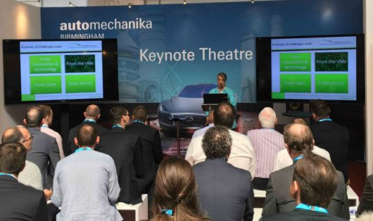 IAAF to provide key updates at Automechanika