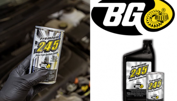 Get a free fuel system cleaner from BG Products