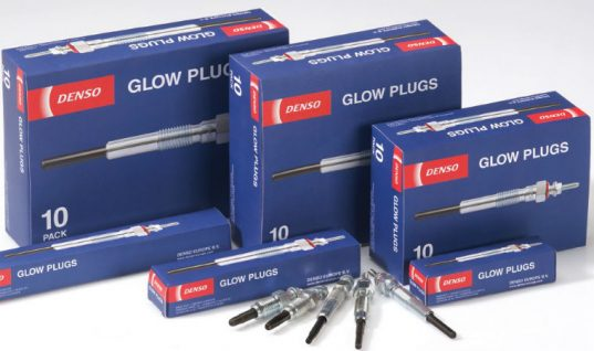 Denso enhances glow plugs range