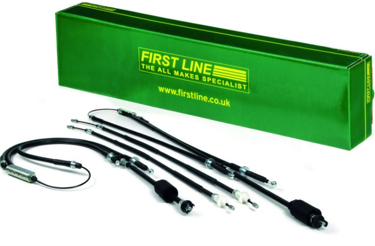 First Line offers electronic handbrake cable solution