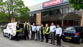GSF Car Parts open new branch in Bristol