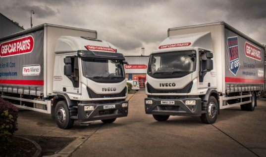 Two new trucks to support GSF growth