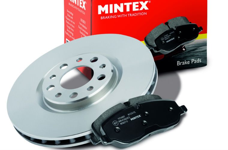 Mintex extends brake pad, shoe and disc range