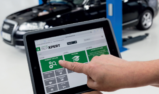 Get a free REPXPERT VIP ticket for Automechanika Birmingham