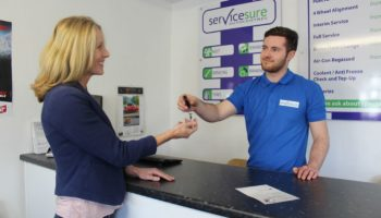 Servicesure set for 'record-breaking' year