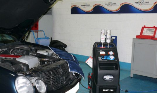 TerraClean delivers DPF training to more than 100 garages