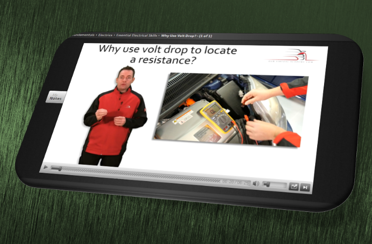 New diesel diagnostics course now available on Our Virtual Academy