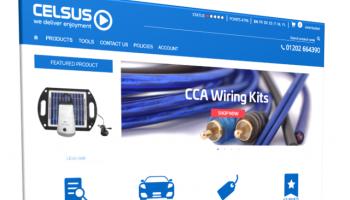 Celsus upgrades trade customer website