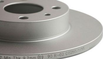 Delphi launches ECE R90 brake discs