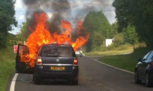 Zafira fire troubles continue as Vauxhall recalls a further 47,000 UK cars