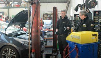 Ramsgate garages eligible to save £1,100 on EDT engine decontamination machine