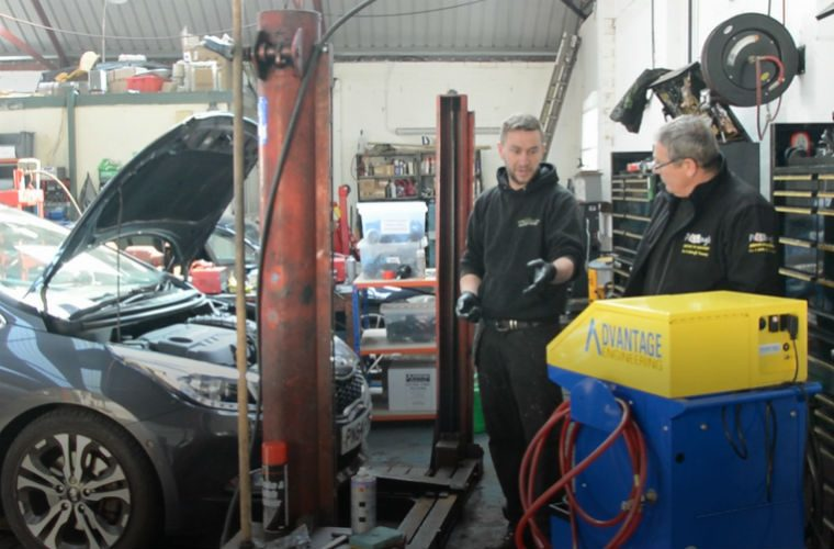 Ramsgate garages eligible to save £1,100 on EDT engine decontamination machine