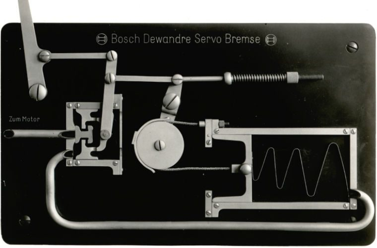 Throwback: Bosch celebrates 90 years since it launched the servo brake