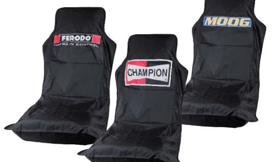 Win branded seat covers in latest Federal-Mogul Motorparts giveaway