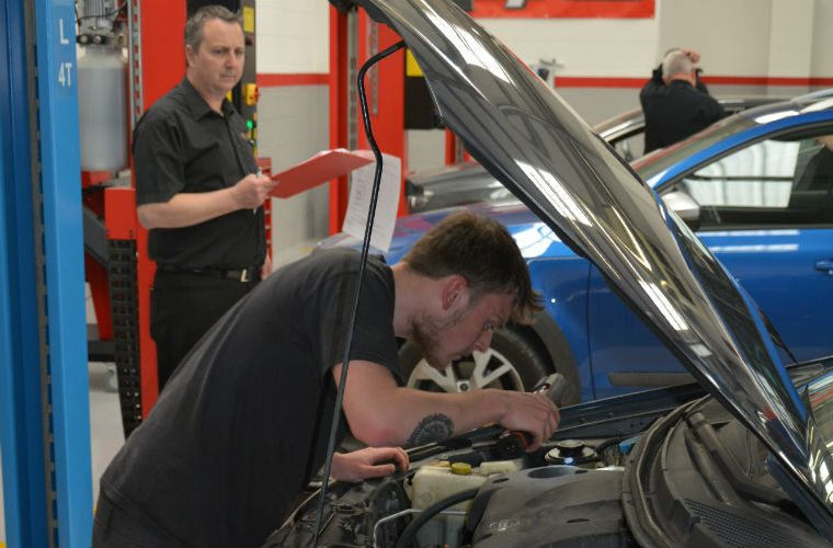 RMI offers free MOT training for members following opening of new academy