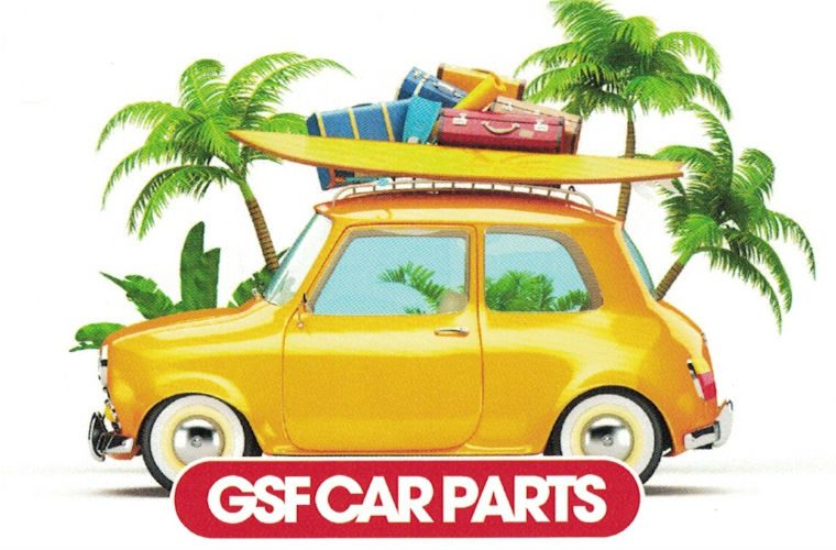 GSF Car Parts launches summer promotion