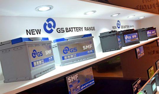 GS Yuasa launches new battery range at Automechanika