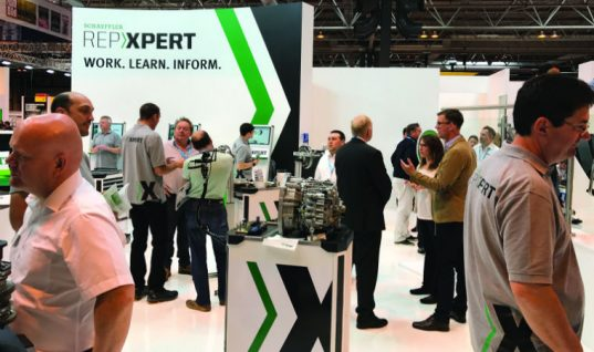 Schaeffler highlights tomorrow's technology