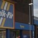 Residents evacuated from homes following acetylene fire at Kwik Fit