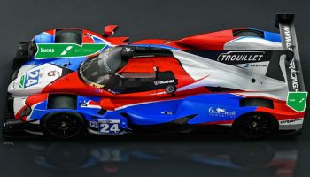 ECOBAT shows support for Winslow and GRAFF Racing ahead of Le Mans