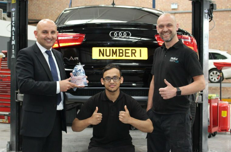 Tackling industry challenges is key to success, explains last year's Garage of the Year winner