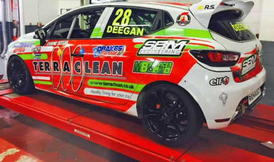 Rising star to race again following crash at Donington