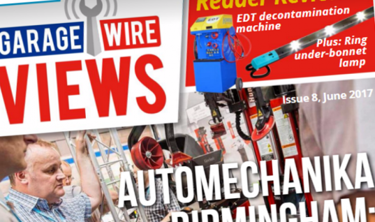 GW Views Automechanika special out now with all essential show info