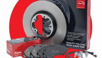 Apec braking reveal new-to-range part numbers for August