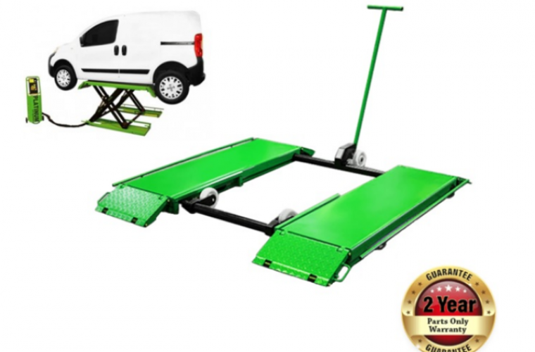 New Lines Of Portable Scissor Lifts And A Full Rise Lift Now