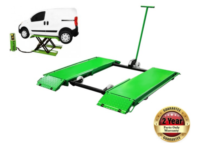 New Lines Of Portable Scissor Lifts And A Full Rise Lift Now Available From Clampco