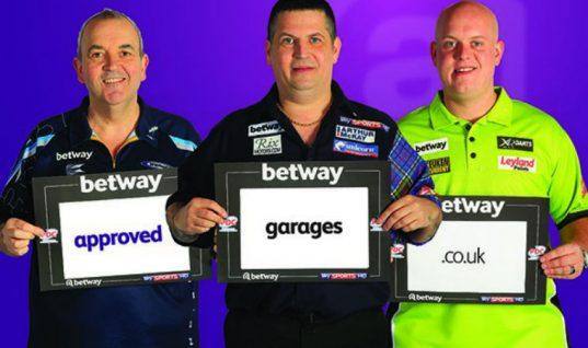 Approved Garages 2017 sports sponsorships