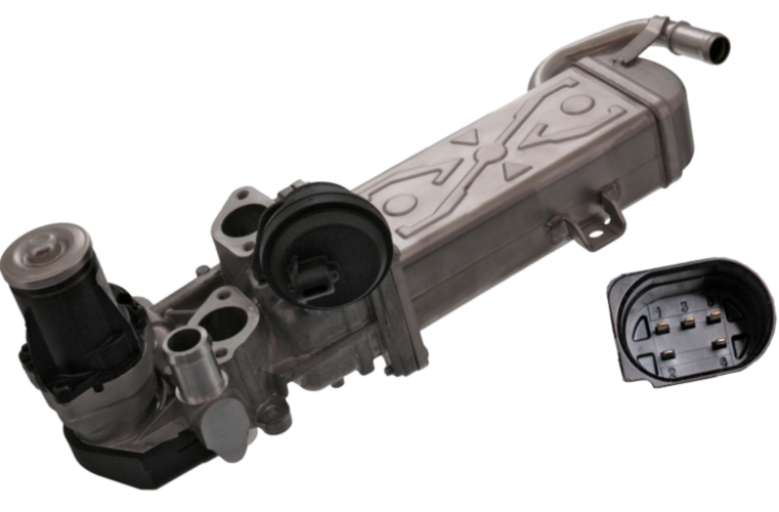 Common symptoms of a worn, clogged or faulty EGR cooler