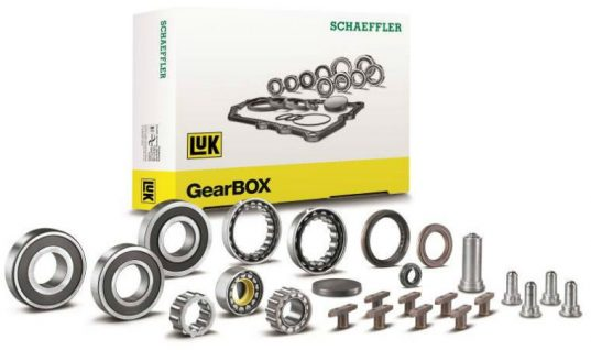 Schaeffler expands transmission repair portfolio with LuK GearBOX