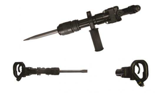 Heavy duty Vibro-Impact air hammer available at Sykes-Pickavant
