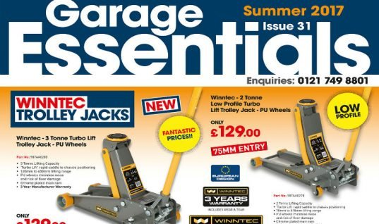 Garage Essentials summer 2017 available now