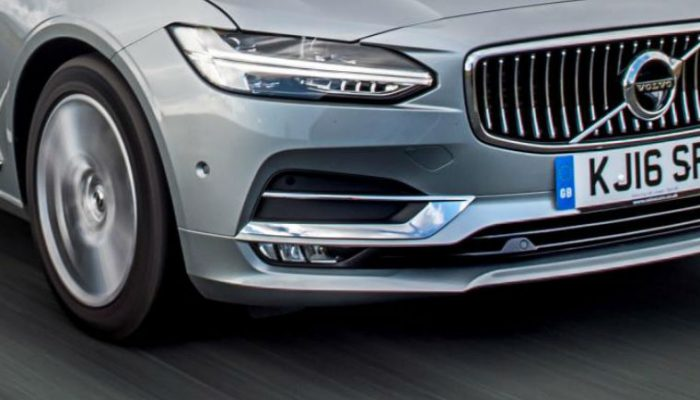 Volvo to electrify all models from 2019