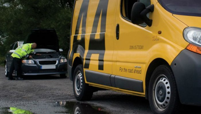 Monday roadside breakdowns up 40 per cent, AA reports