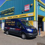 Anderson Clark wins independent garage of the year AGAIN