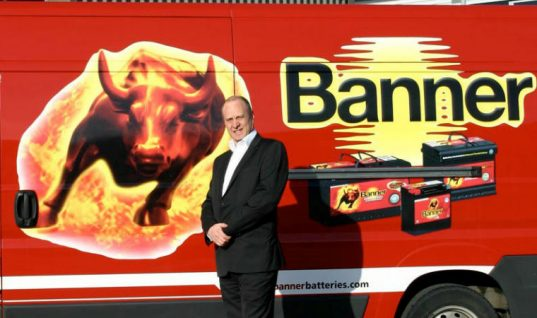 Motor factors victorious in Banner Batteries promotion