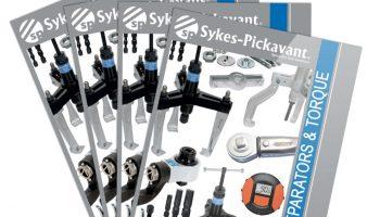 Sykes-Pickavant launches new catalogue