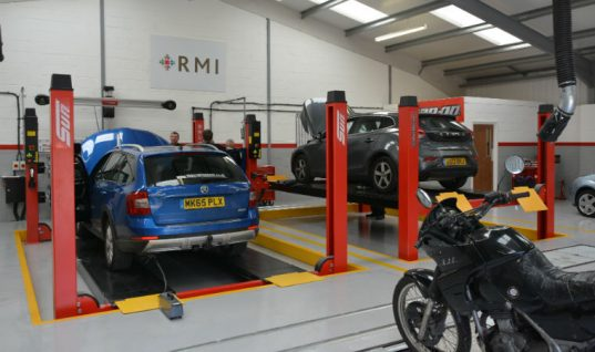 "RMI opens second ""academy of automotive skills"" in Runcorn"