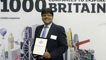Comline named one of 1000 companies to inspire Britain for the third time