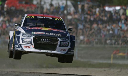 KYB announces sponsorship deal with FIA World Rallycross Championship team EKS