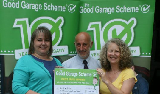 Totnes driver wins back the full cost of car service