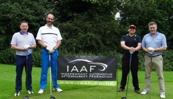 IAAF announces the winners of their popular annual golfing event