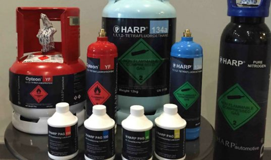 Refrigerant supplier joins IAAF
