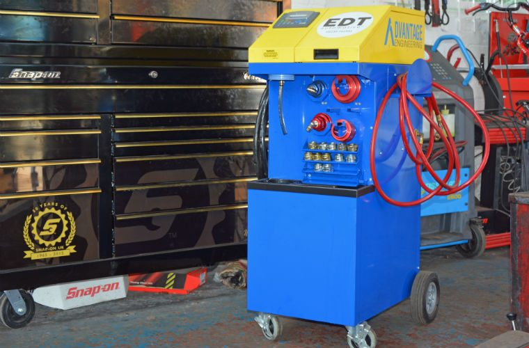 Garages in Norwich eligible to save £1,100 on EDT engine decontamination machine