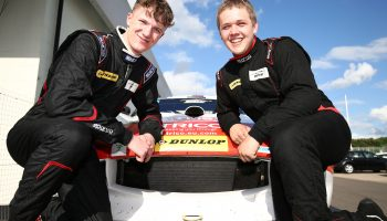 TRICO sponsors Tockwith Motorsports' Ginetta G50 in Britcar Sprint Championship