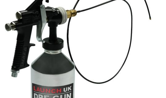 "New DPF cleaning ""gun"" offers a solution to a growing problem, says specialist"